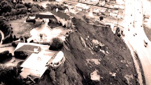 Malibu mudslides