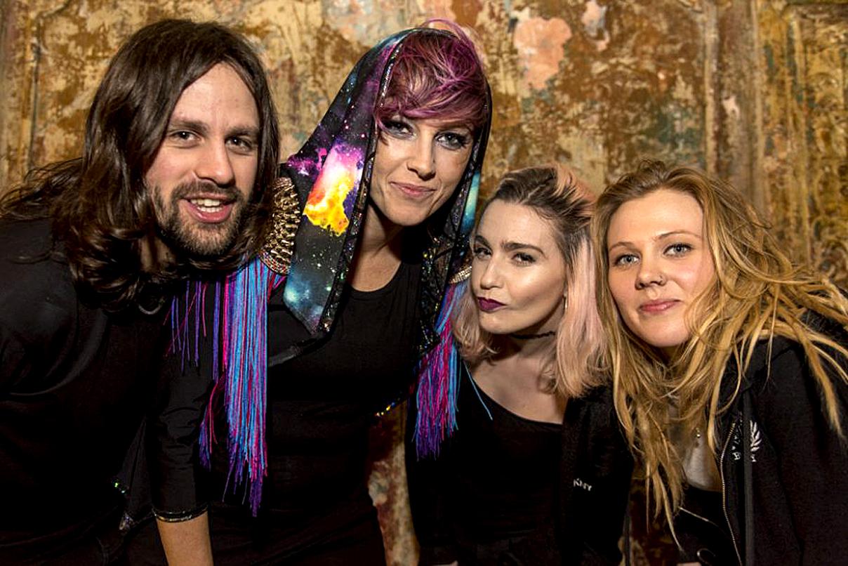 She Drew The Gun - live at BBC 6 Music Festival