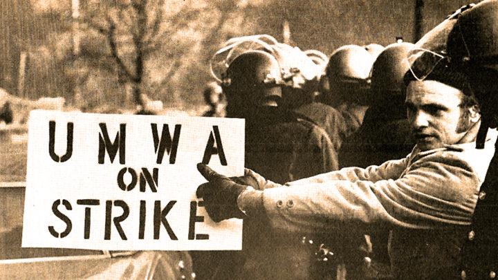 Striking Coal Miners
