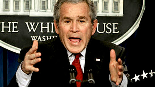 President Bush - press Conferende