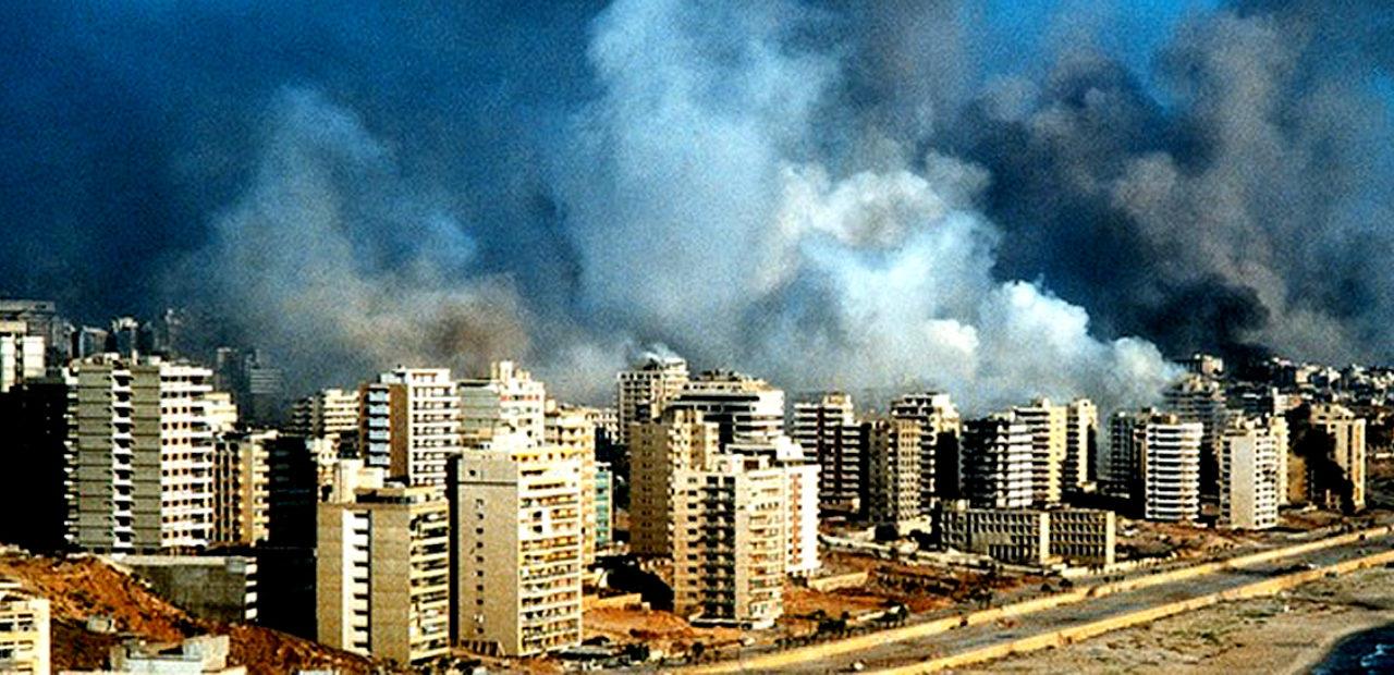 West Beirut - July 1982