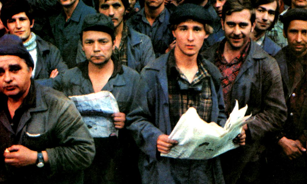Gdansk Shipyards - August 1980