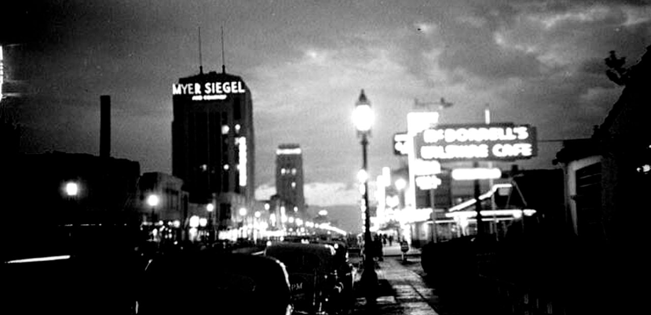 Los Angeles in the 1930s