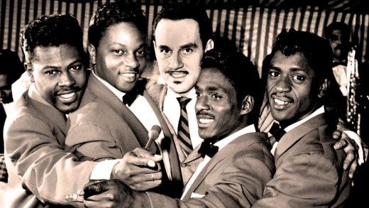 The Penguins (w/Johnny Otis) - Camel Rock n'Roll Dance Party - June 1956