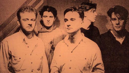 Tiberius Minnows - Live At Belfast Empire