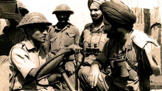 Indo-Pakistan War 1965