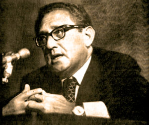 Henry Kissinger - Confirmation Hearings