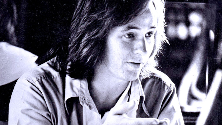 Andy Fairweather Low - in session for Peel 1975
