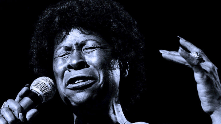 Betty Carter - Live In Paris 1976 - Photo: Enrique Vinuela