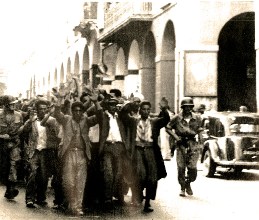 The Algeria Conflict - 1957