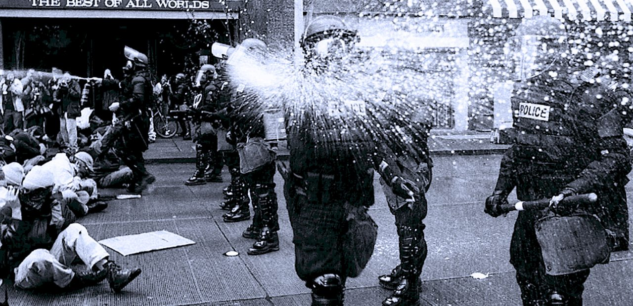 Battle In Seattle - 1999