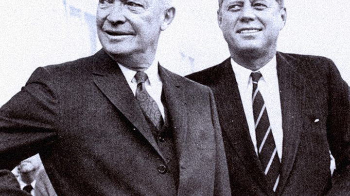 Ike and JFK - December 6, 1960