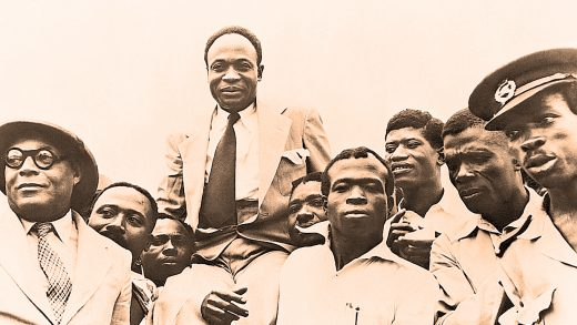 Kwame Nkrumah Comes To Washington – 1958 – Past Daily Reference Room