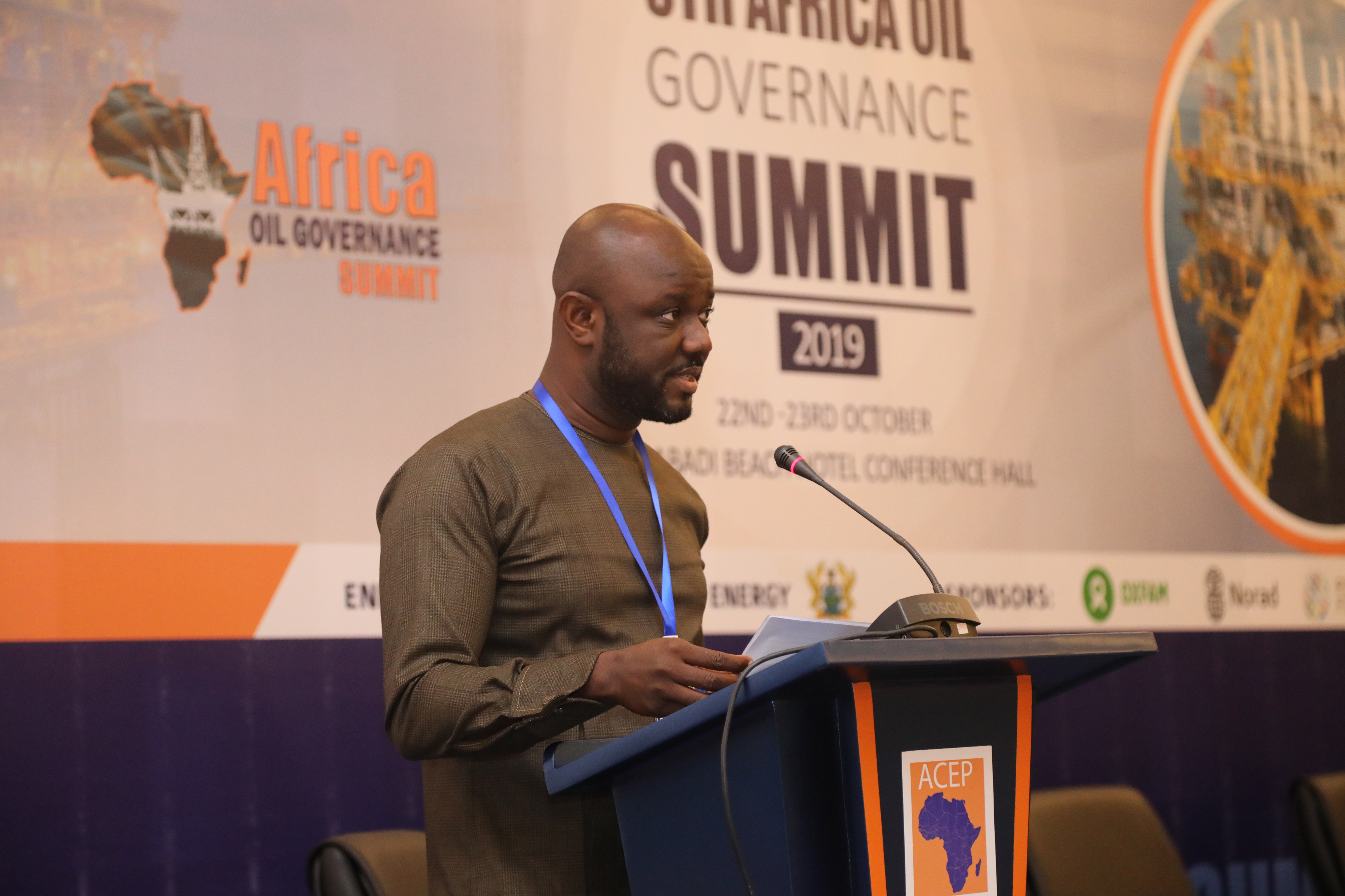 Oil Governance Summit - 2019