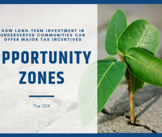 Qualified Opportunity Zones: What You Need to Know