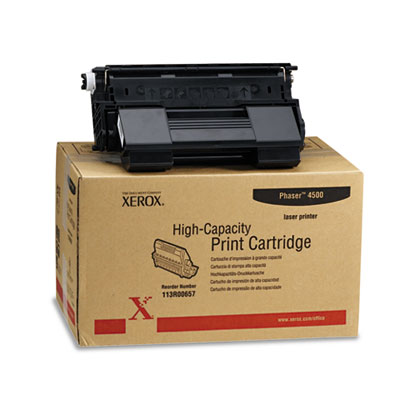 Xerox 113R00656, 113R00657 Print Cartridge