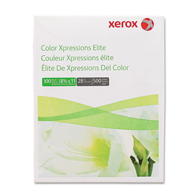 Xerox Color Xpressions Elite Paper