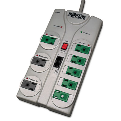 Tripp Lite ECO-Surge Energy-Saving Surge Suppressor