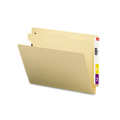 Smead Manila End Tab Classification Folders