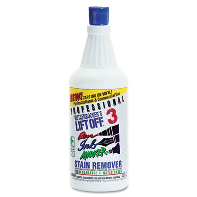 Motsenbocker's Lift-Off #3: Pen, Ink & Marker Graffiti Remover
