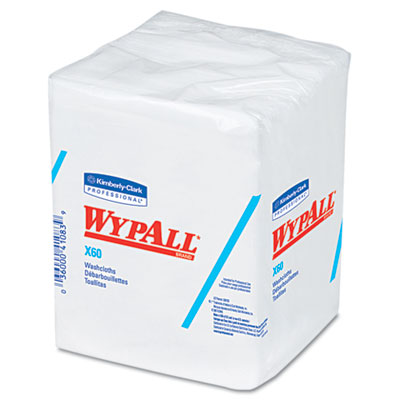 KIMBERLY-CLARK PROFESSIONAL* WYPALL* X60 Washcloths