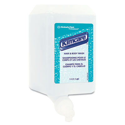 KIMBERLY-CLARK PROFESSIONAL* KLEENEX Hair and Body Wash
