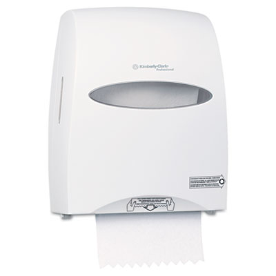 KIMBERLY-CLARK PROFESSIONAL* WINDOWS* SANITOUCH* Roll Towel Dispenser