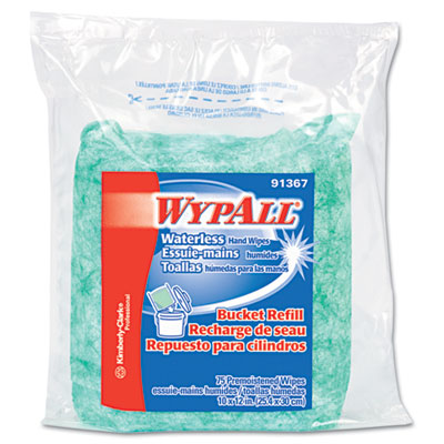 KIMBERLY-CLARK PROFESSIONAL* WYPALL* Waterless Cleaning Wipes