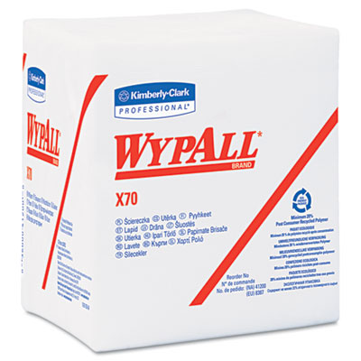 KIMBERLY-CLARK PROFESSIONAL* WYPALL* X70 Wipers