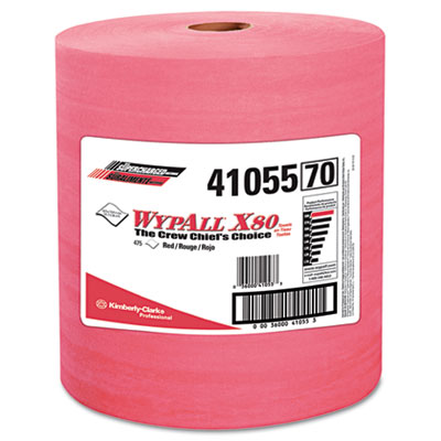 KIMBERLY-CLARK PROFESSIONAL* WYPALL* X80 Wipers