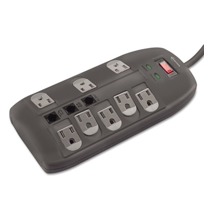 Innovera Eight-Outlet Surge Protector
