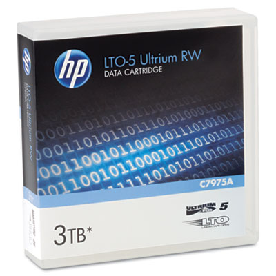 HP 1/2 inch Tape Ultrium LTO Data Cartridge