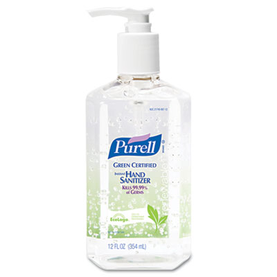 PURELL Advanced Green Certified Instant Hand Sanitizer Gel