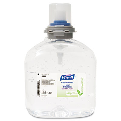 PURELL TFX Green Certified Instant Hand Sanitizer Refill