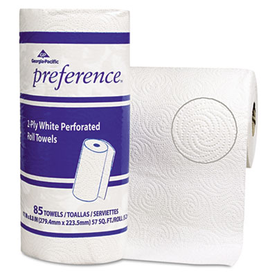 Georgia Pacific Professional preference Perforated Paper Towel Rolls