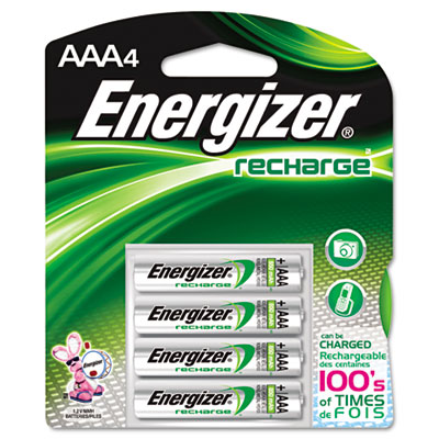 Energizer e2 NiMH Rechargeable Batteries