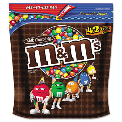 M & M's Chocolate Candies