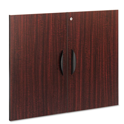 Alera Valencia Series Bookcase Cabinet Door Kit