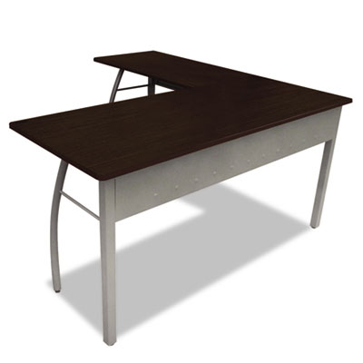 Linea Italia Trento Line L-Shaped Desk