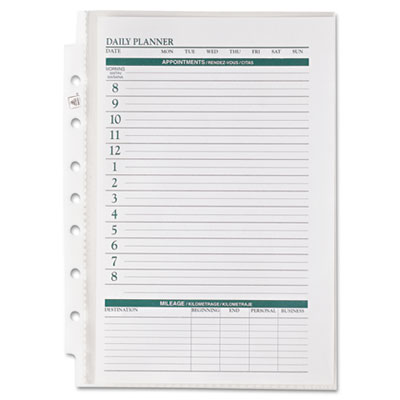 Avery Heavyweight Clear Sheet Protector