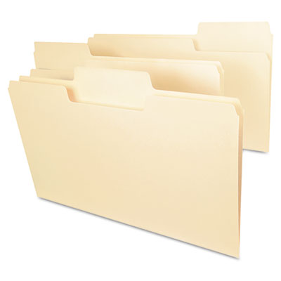 Smead SuperTab Top Tab File Folders