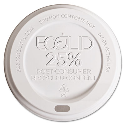 Eco-Products EcoLid 25% Recycled Content