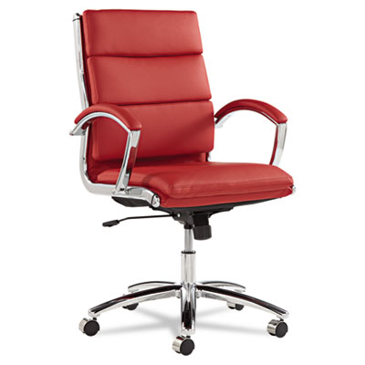 Alera Neratoli Mid-Back Slim Profile Chair