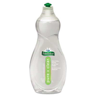 Palmolive Pure + Clear Dishwashing Liquid