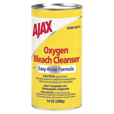 Ajax Oxygen Bleach Easy-Rinse Formula Powder Cleanser