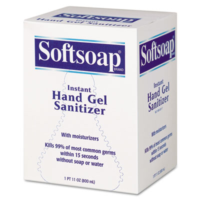 Softsoap Instant Hand Gel Sanitizer Refill
