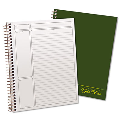 Ampad Gold Fibre Wirebound Writing Pad with Cover