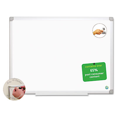 MasterVision Earth Dry Erase Board