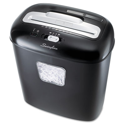 Swingline EX10-05 Light-Duty Cross-Cut Shredder
