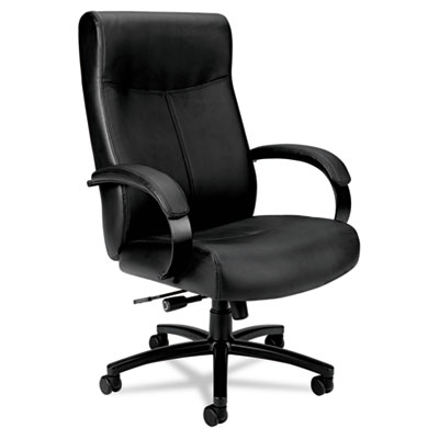 basyx VL685 Big & Tall Leather Chair